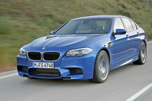 BMW ha dado a conocer uno de sus vehículos estrella: el nuevo M5