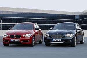 El nuevo BMW Serie 1 ha sufrido una importante remodelación...