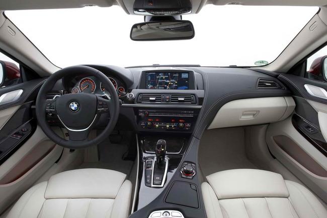 """El nuevo BMW Serie 6 Coupé es un auténtico """"salón rodante"""""""