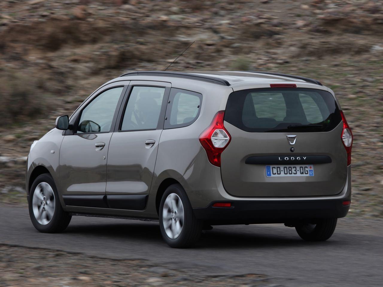 Dacia Duster Ambiance >> Dacia Lodgy 2012: precios, motores, equipamientos