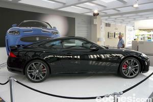 El Jaguar XKR-S, el deportivo más rápido y potente fabricado hasta la fecha por la marca británica
