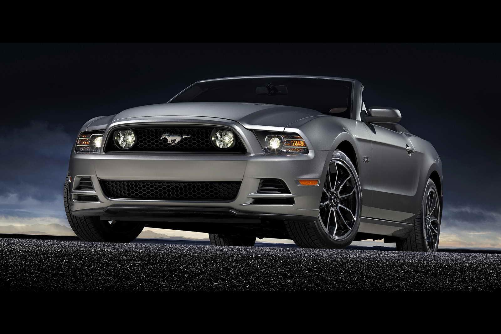 Ford Mustang 2013 IM PRESIONANTE
