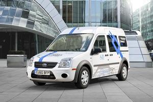 También se fabricará en Almussafes el ford Transit Connect