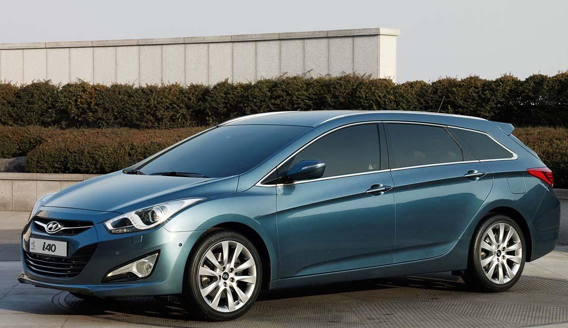 Hyundai i40 CW 7