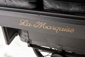 """Apodado """"La Marquise"""" (""""La Marquesa""""), en honor a la madre del Conde de Dion"""