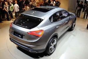 """""""El estilo, el motor, las suspensiones, los frenos, la maniobrabilidad y las prestaciones serán 100% Maserati"""""""