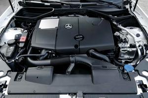 Este es el corazón del nuevo Mercedes-Benz SLK 250 CDI