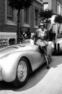 Una atmósfera de nobleza y glamour rodeaba a la Mille Miglia