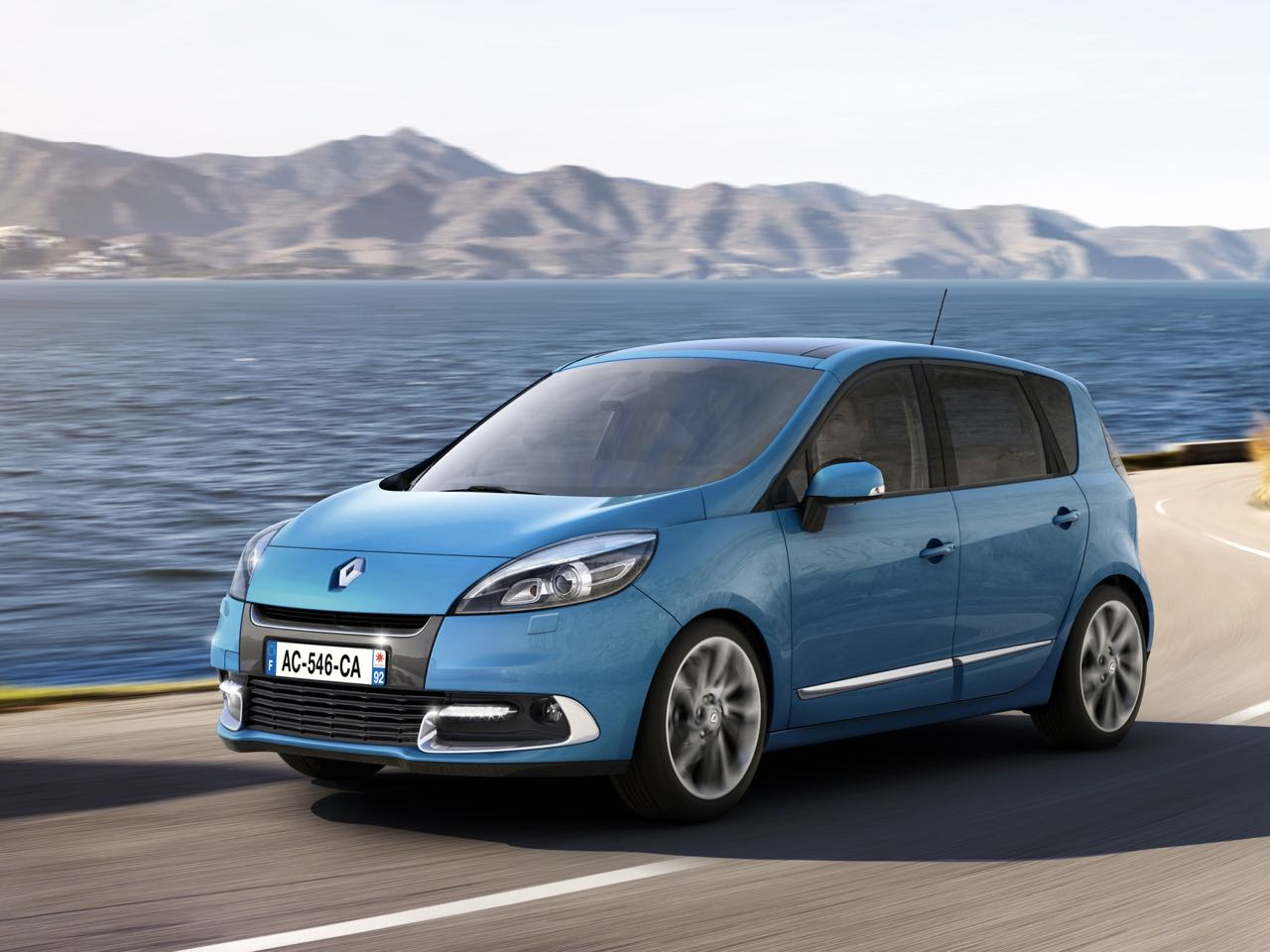 Renault Scenic 2012 – 5