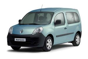 El Renault Kangoo es uno de los modelos más utilizados por autónomos y pequeñas empresas