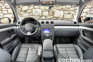 """El Exeo trasmite una calidad mecánica, táctil y visual de auténtico vehículo """"Premium"""""""
