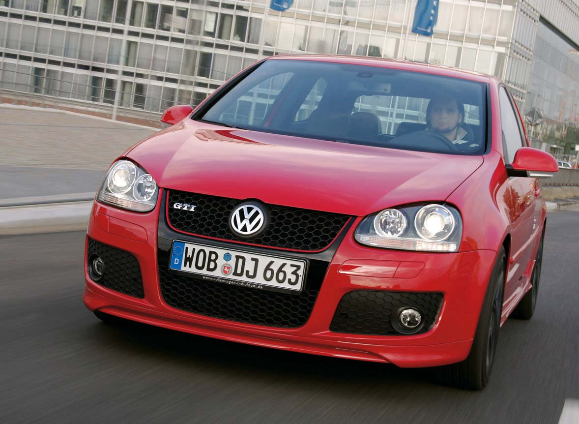 volkswagen golf 35 aniversario. Black Bedroom Furniture Sets. Home Design Ideas