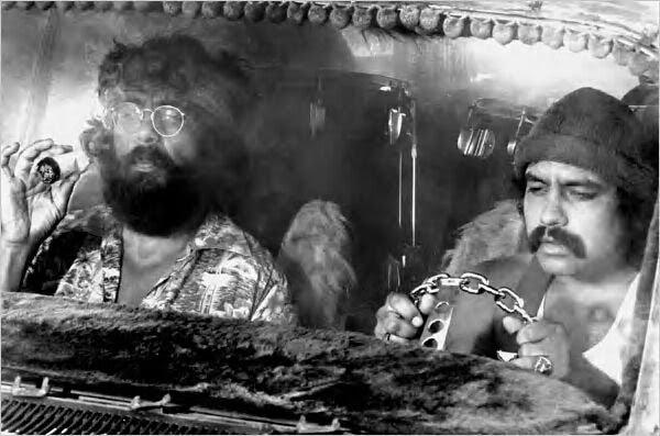 cheech chong marihuana smokin