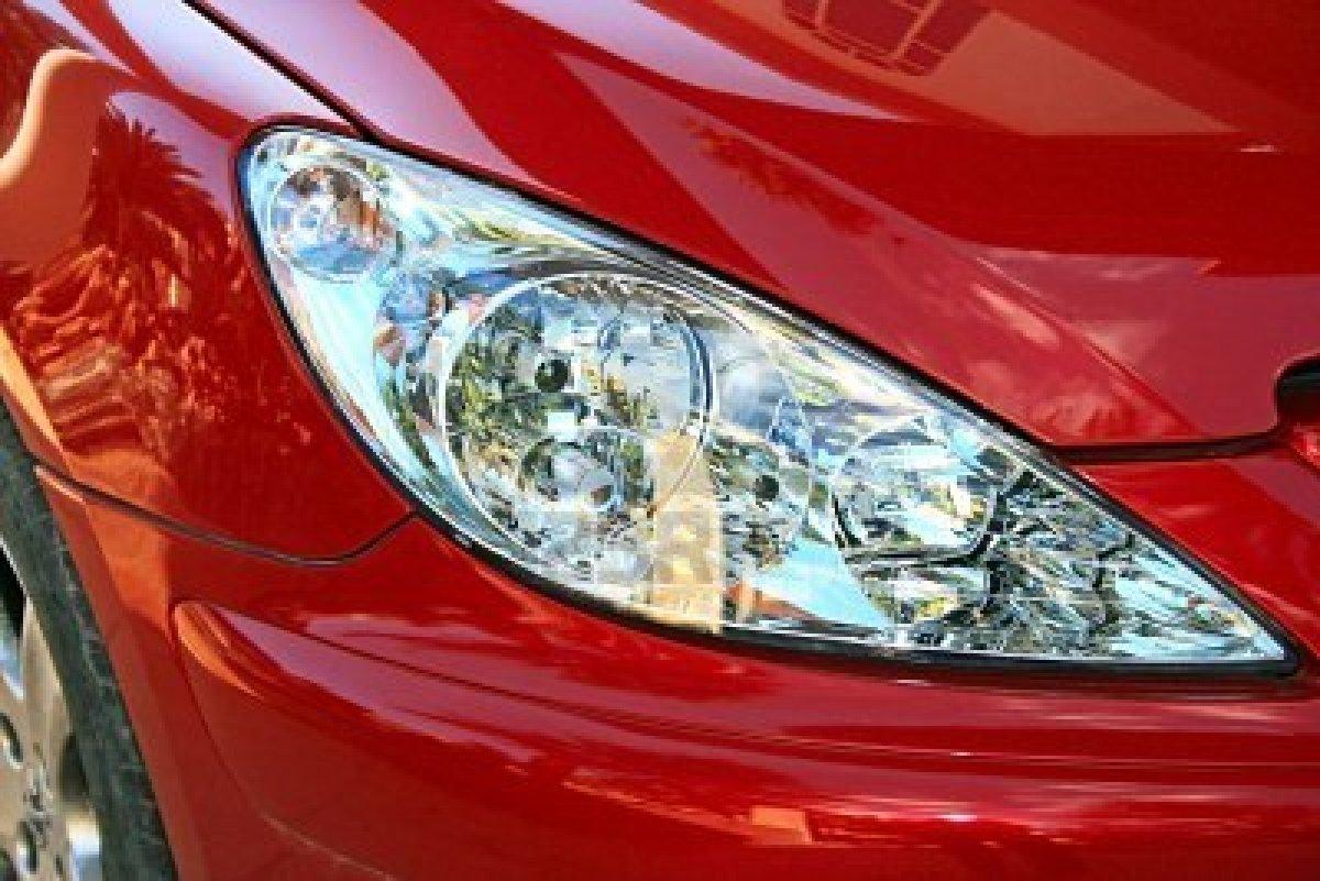 C mo mejorar la iluminaci n de tu autom vil - Como pulir faros de coche ...