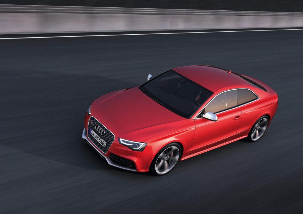 Audi RS5 2012 1
