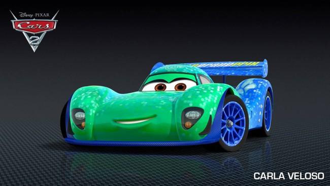 15ff5918ee Los coches de los personajes de Cars 2