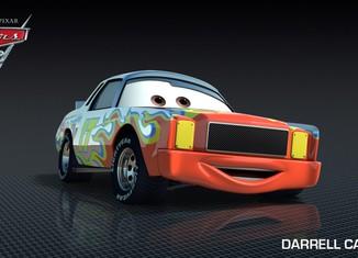 Los coches de los personajes de Cars 2 Darrell-Cartrip-Cars-2-Characters-1024x576-650x365