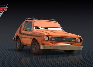 Los coches de los personajes de Cars 2 Grem-Cars-2-Characters-1024x576-650x365