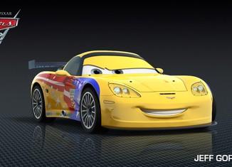 Los coches de los personajes de Cars 2 Jeff-Gorvette-Cars-2-Characters-1024x576-650x365