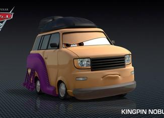 Los coches de los personajes de Cars 2 Kingpin-Nobunaga-Cars-2-Characters-1024x576-650x365