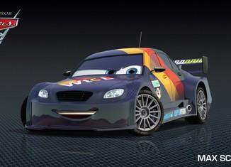 Los coches de los personajes de Cars 2 Max-Schnell-Cars-2-Characters-1024x576-650x365