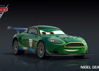 Los coches de los personajes de Cars 2 Nigel-Gearsley-Cars-2-Characters-1024x576-650x365