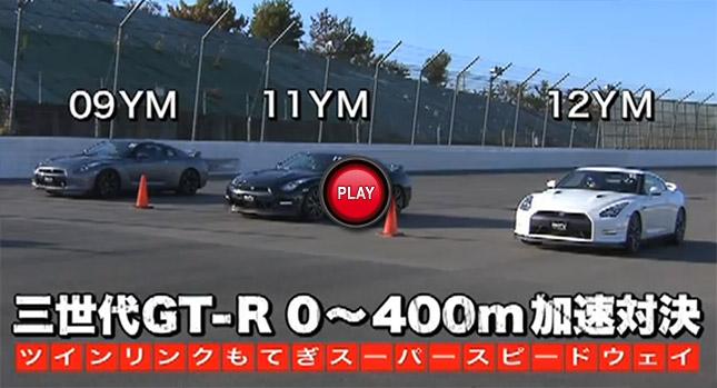 Nissan-GT-R-2012-2011-2009