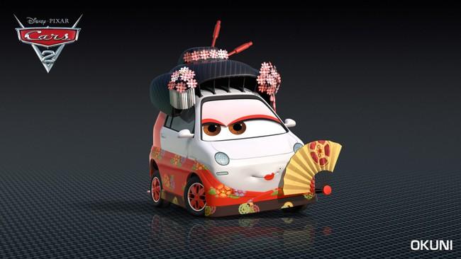 2aa194faed Por eso va vestido con un kimono y el traje completo de kabuki. Trabajaba en  un teatro de Tokio.