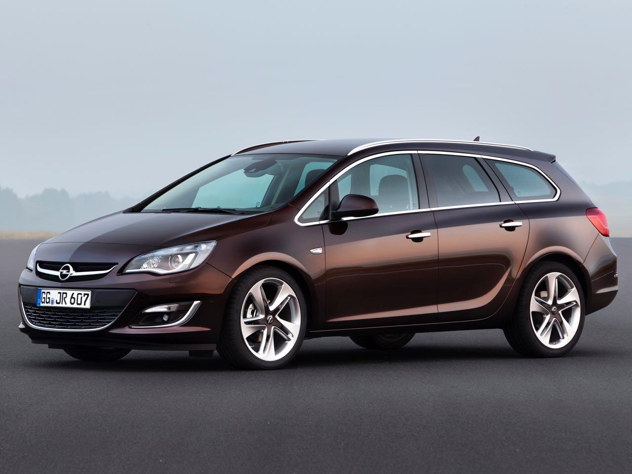 Opel Astra Sports Tourer 2012 – 1