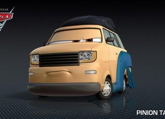 Los coches de los personajes de Cars 2 Pinion-Tanaka-Cars-2-Characters-1024x576-650x365
