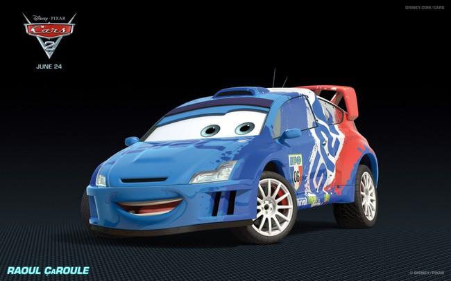 Los coches de los personajes de Cars 2 Raoul-ÇaRoule-Cars-2-Characters-1024x640-650x406