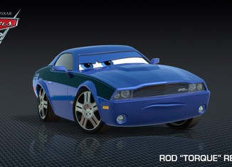 Los coches de los personajes de Cars 2 Rod-Torque-Redline-Cars-2-Characters-1024x576-650x365