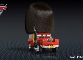 Los coches de los personajes de Cars 2 Sgt.-Highgear-Cars-2-Characters-1024x576-650x365