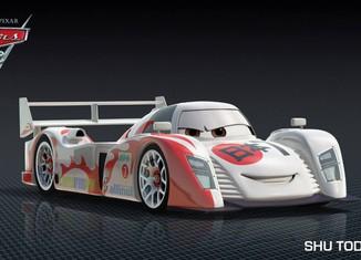 Los coches de los personajes de Cars 2 Shu-Todoroki-Cars-2-Characters-3-1024x576-650x365
