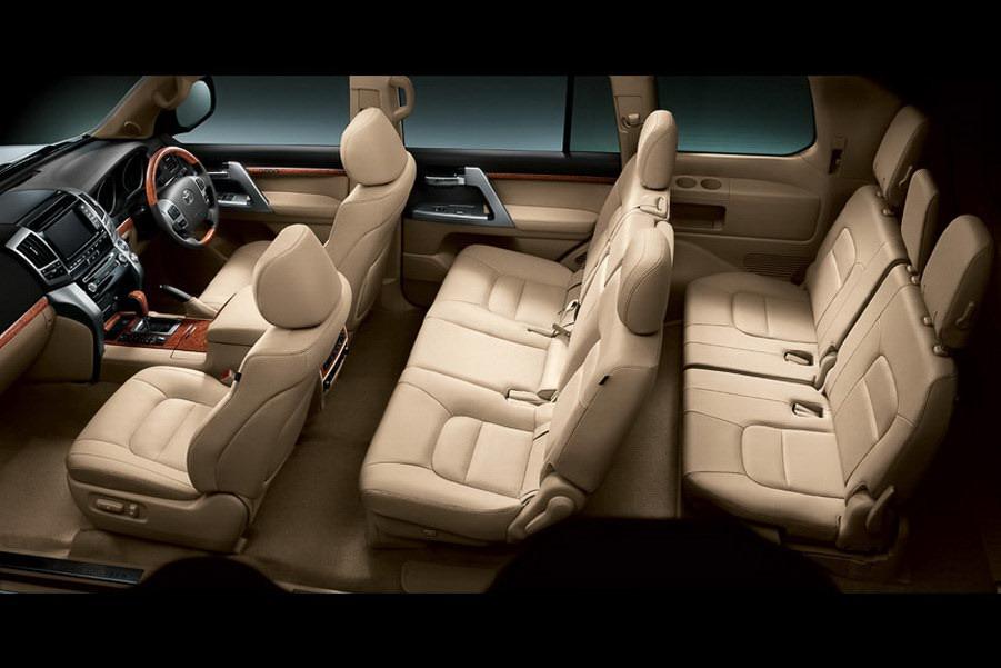 Nuevo Toyota Land Cruiser 200 El Jefe Se Renueva