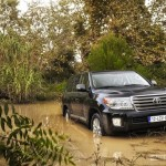 Toyota Land Cruiser 200 8
