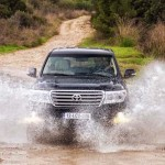 Toyota Land Cruiser 200 9