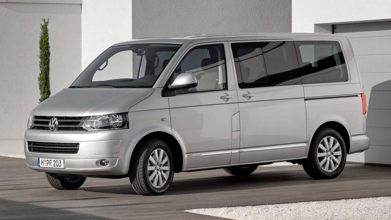Volkswagen Multivan 2009 T5 – 1