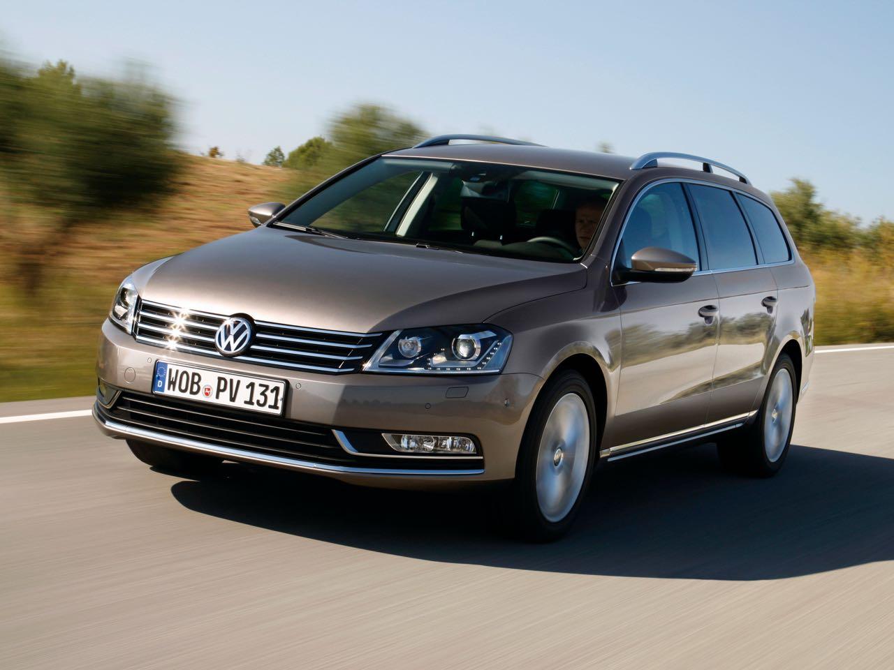 Volkswagen Passat Variant 2011