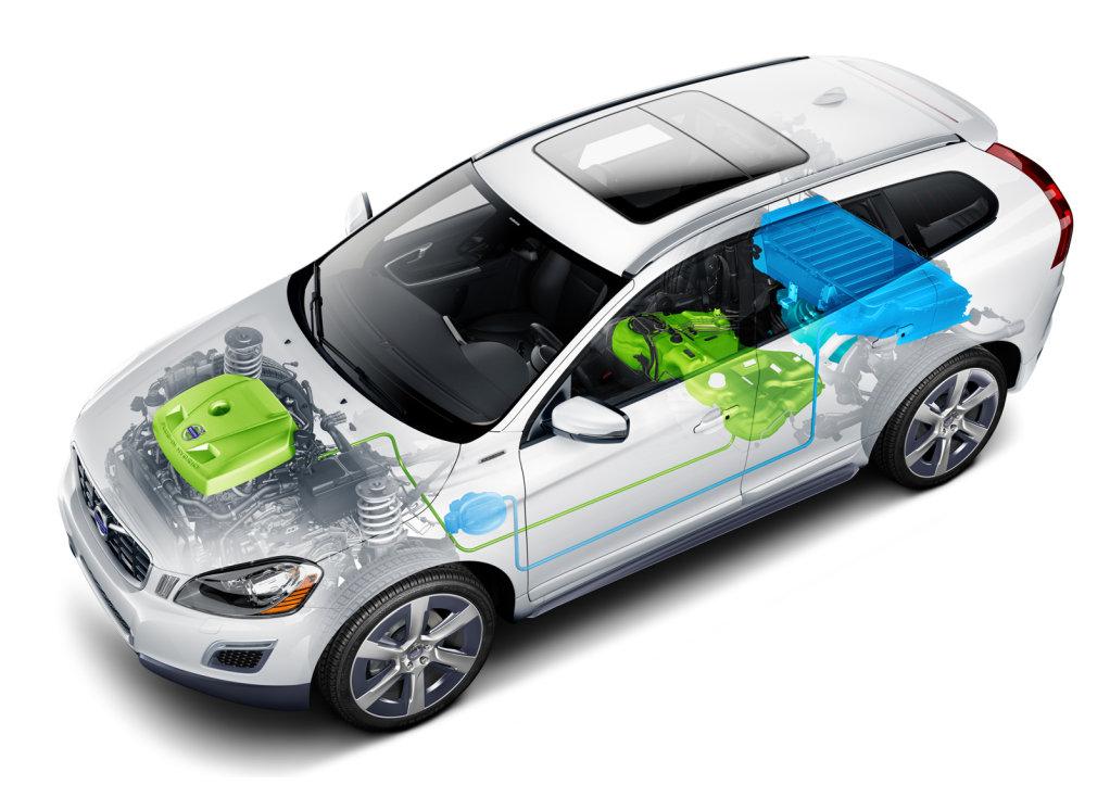 Volvo xc60 Plug-in Hybrid 2