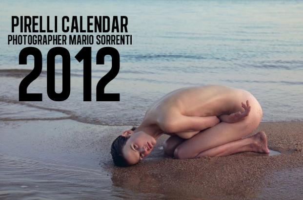 calendario pirelli 2012