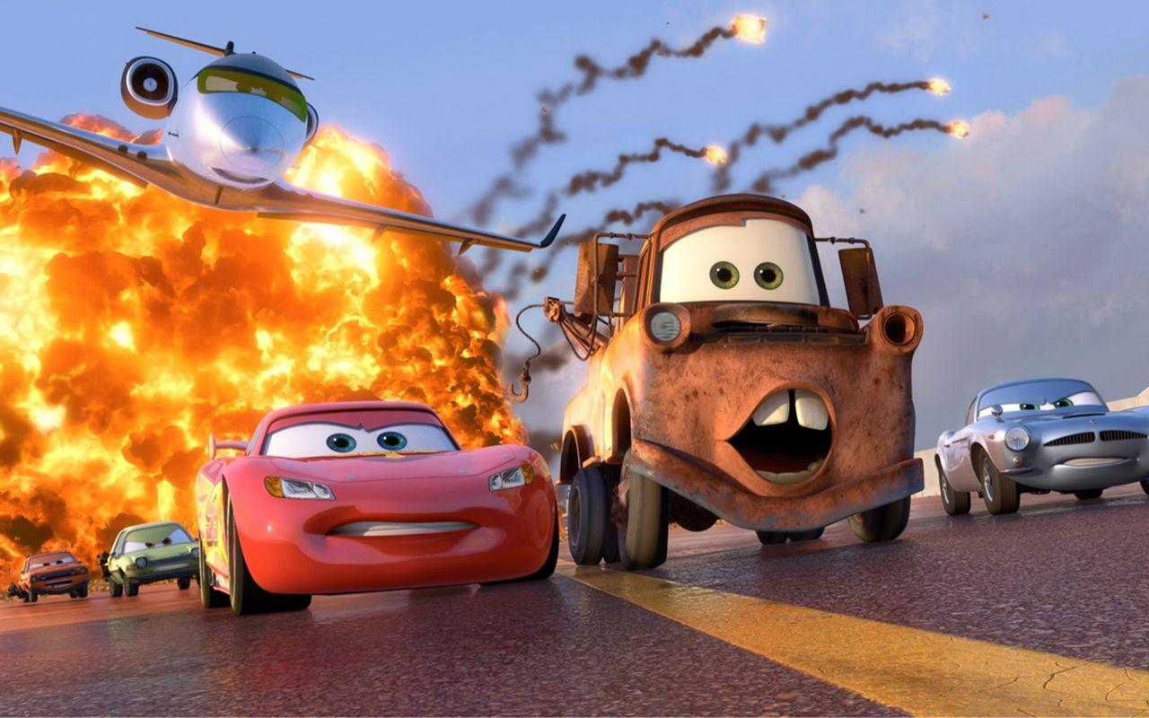 los coches de cars 2
