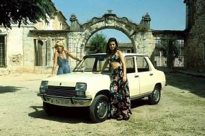 """El """"peculiar"""" Renault 7, de fabricación exclusiva para España"""