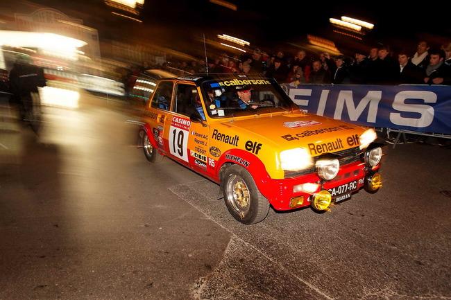 Este año, para conmemorar el 40 aniversario, ha participado en el Rallye Monte Carlo Histórico
