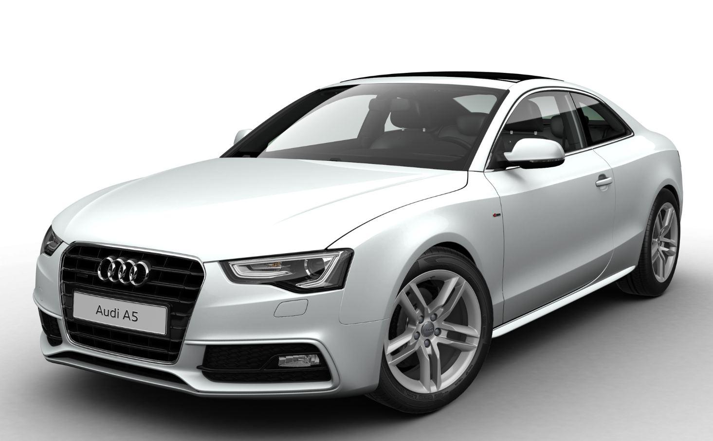 Nuevo Audi A5 Coupe S Line Edition