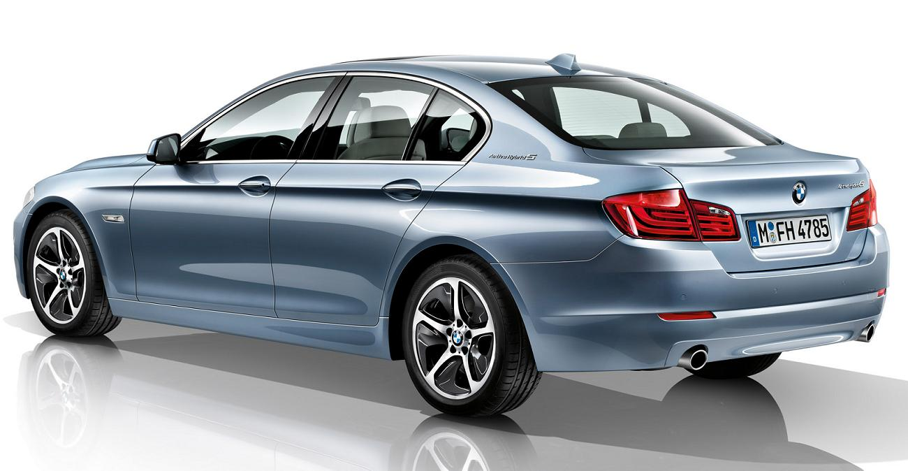 BMW Serie 5 Hybrid 11