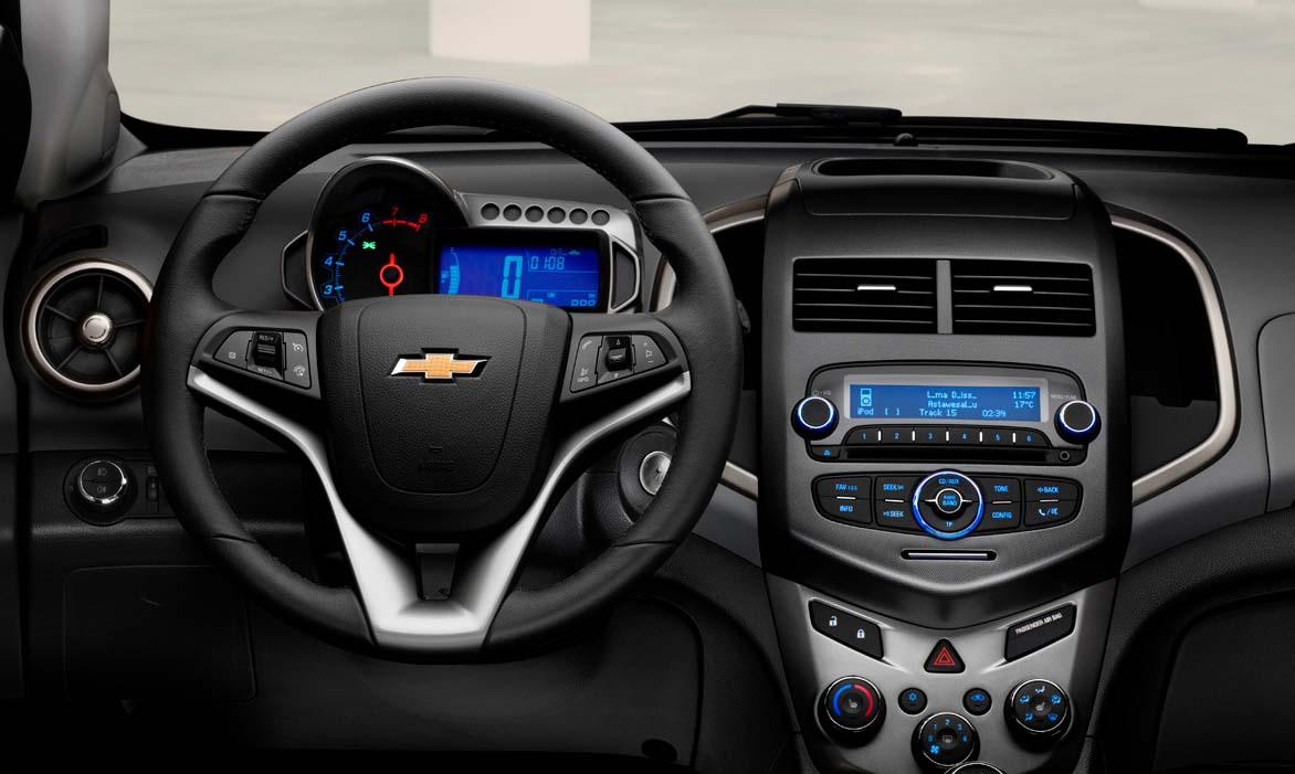 Coches Chevrolet Aveo Chevrolet Aveo 4p 10