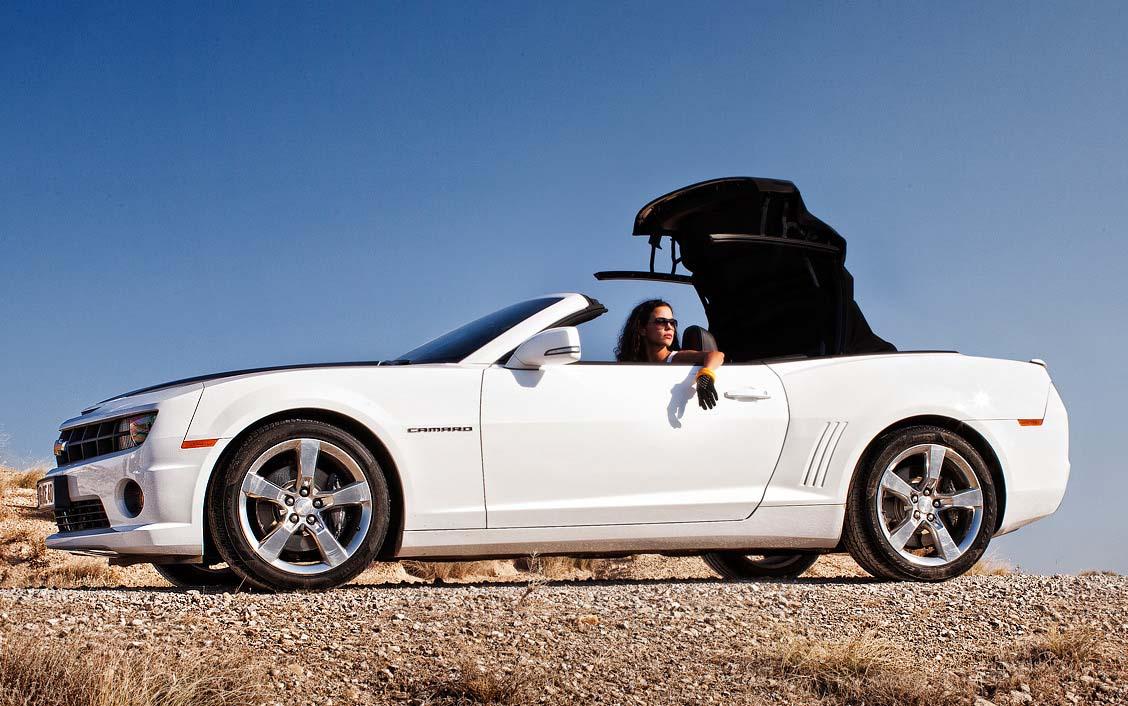 Chevrolet Camaro Cabrio 10