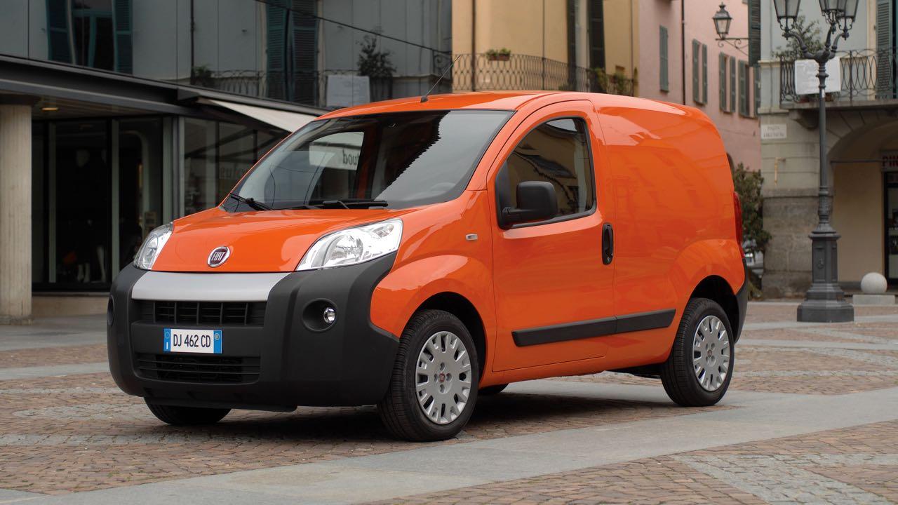 Fiat Fiorino 2009 – 1