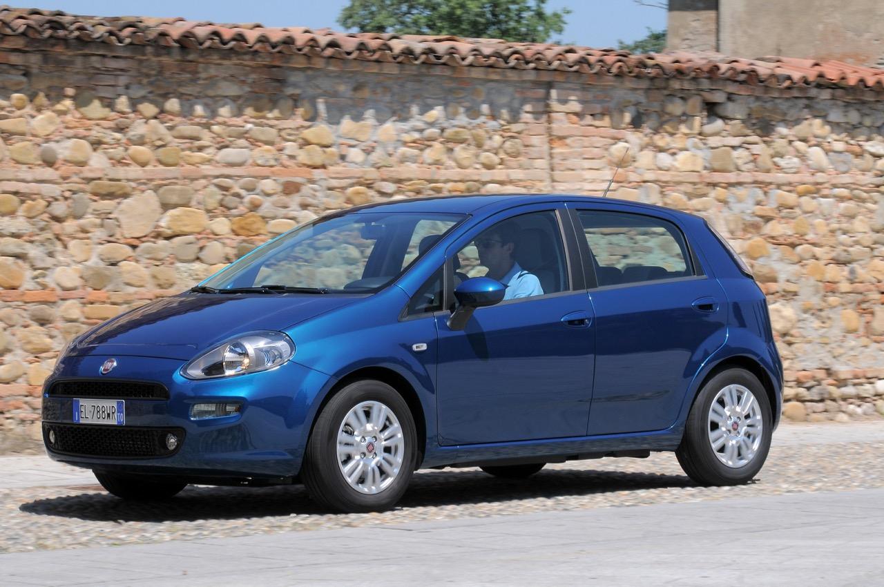 Fiat Punto 2012 – 13